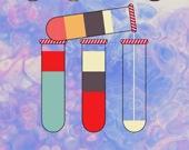 Сортировка жидкой жвачки