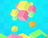 Поворачивающийся кубик Рубика