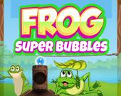 Лягушачьи супер пузырьки