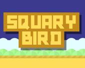 Квадратная птица