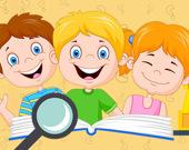 Найди отличия: Детские секреты