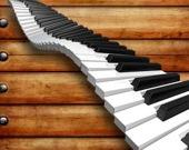 Время пианино HTML5