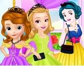 Принцесса: сочетай аксессуары