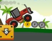 Восхождение на гору на тракторе 2020