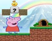 Приключение свинки 2D