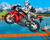 Мотоцикл: Бой на пляже 3D