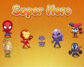 Слияние супер героя