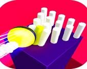 Бой цветами 3D