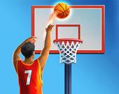 Турнир по баскетболу 3D