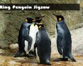 Королевский пингвин - Пазл