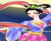 Прекрасная китайская фея