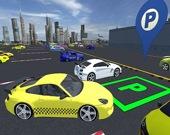 Многоэтажная парковка для автомобилей 3D