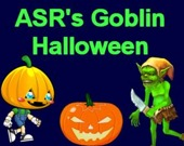 ASRs Гоблин на Хэллоуин