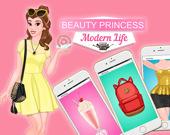 Красота Принцессы: Современная Жизнь