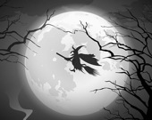 Пазл: ночь ведьм