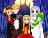 Хэллоуин: костюмы для всей семьи