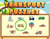 Пазлы с транспортом