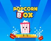 Коробка попкорна