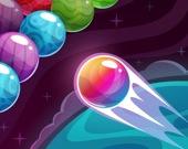 Бабл Шутер - Цветные планеты
