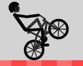 Езда на заднем колесе