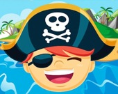 Сокровища пирата - головоломка