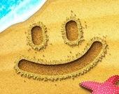 Рисуй на песке