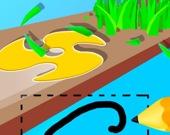 Рисовалка: стрижка травы