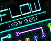 Лазерный Поток: Квест-игра
