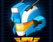 Супер-робот боец