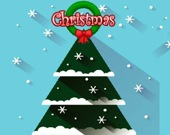 Рождественская Елка: Найди Различия