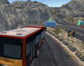 Поездка на автобусе по горам