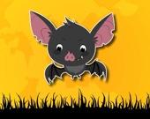 Запоминалка: Милая летучая мышь