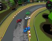 Фантастический Пиксельный Гоночный Автомобиль