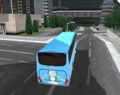Симулятор городского автобуса 2021