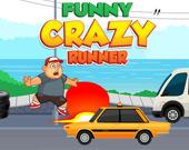 Смешной и сумасшедший бегун