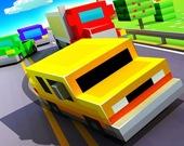 Блочные машины - Гонка на шоссе
