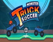 Футбол на монстр-траках