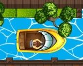 Гонки на лодках Делюкс
