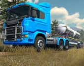 Симулятор грузового трейлера: Бездорожье