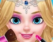 Салон для Ледяной королевы: Морозная вечеринка