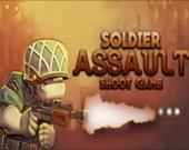 Штурм солдатов