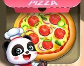Маленькая панда: кухня в космосе