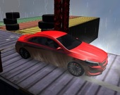 Симулятор экстремальных гонок с трюками на машине