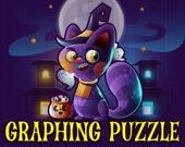 Графическая головоломка на Хэллоуин