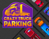 Безумные грузовики: Парковка