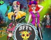 BFFS День мертвых