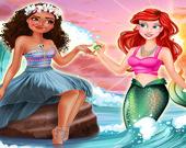 Время вечеринки принцесс Океана