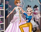 Дизайнер Платья Принцессы