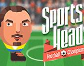 Спортивные головастики: Чемпионат по футболу 2016