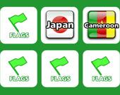 Игра на память: Флаги